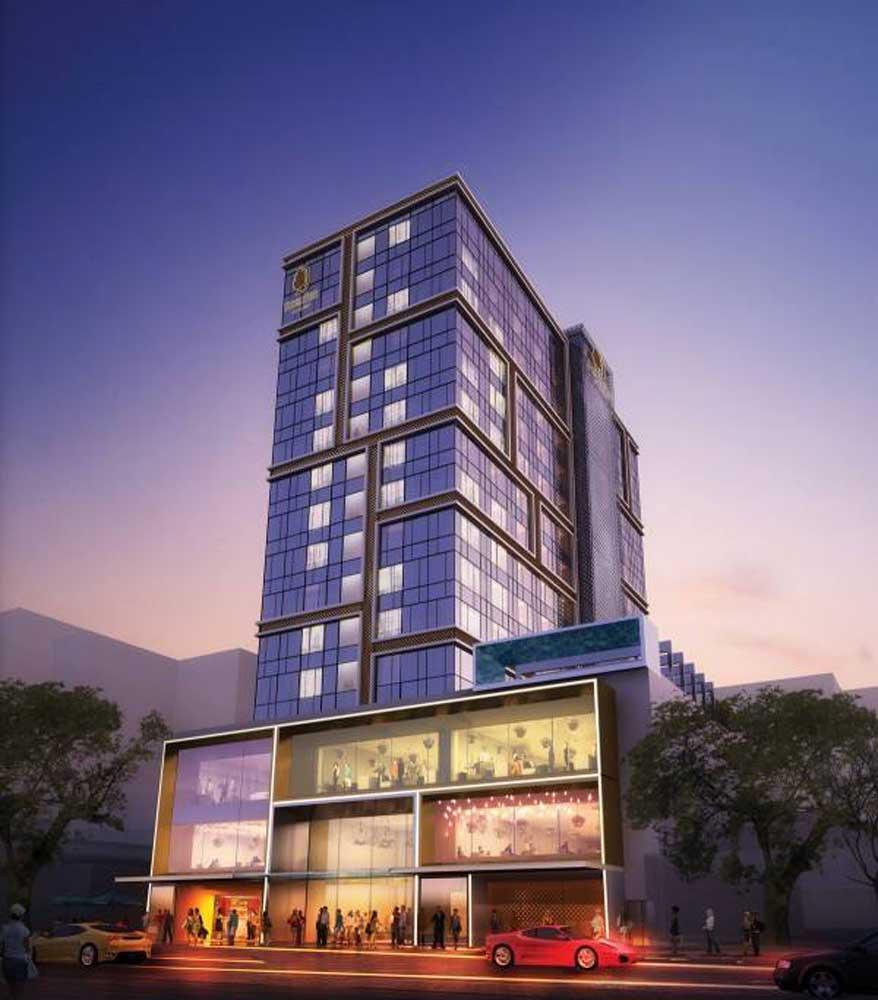 Hilton Hotels Company: WA Universal Rigging And Cranes